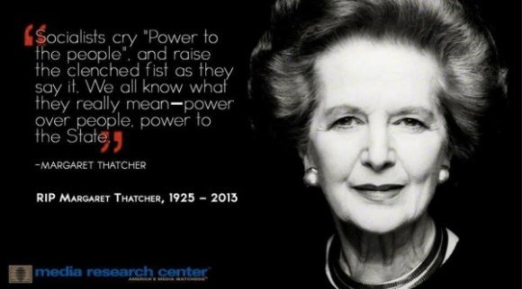 Margaret Thatcher – A Woman of Substance
