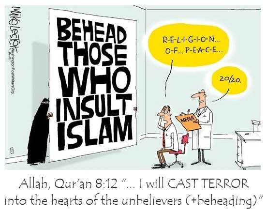 islam eye test